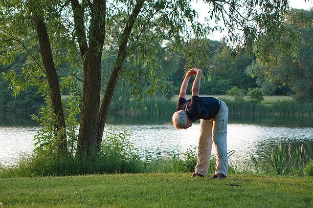 اللياقة البدنية : تتعلق بالصحة والبقاء بصحة جيدة