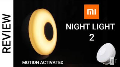 MI NIGHT LIGHT 2 PRODUCT REVIEW