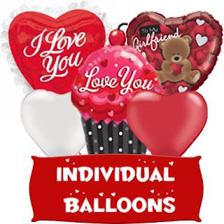 Individual Balloons
