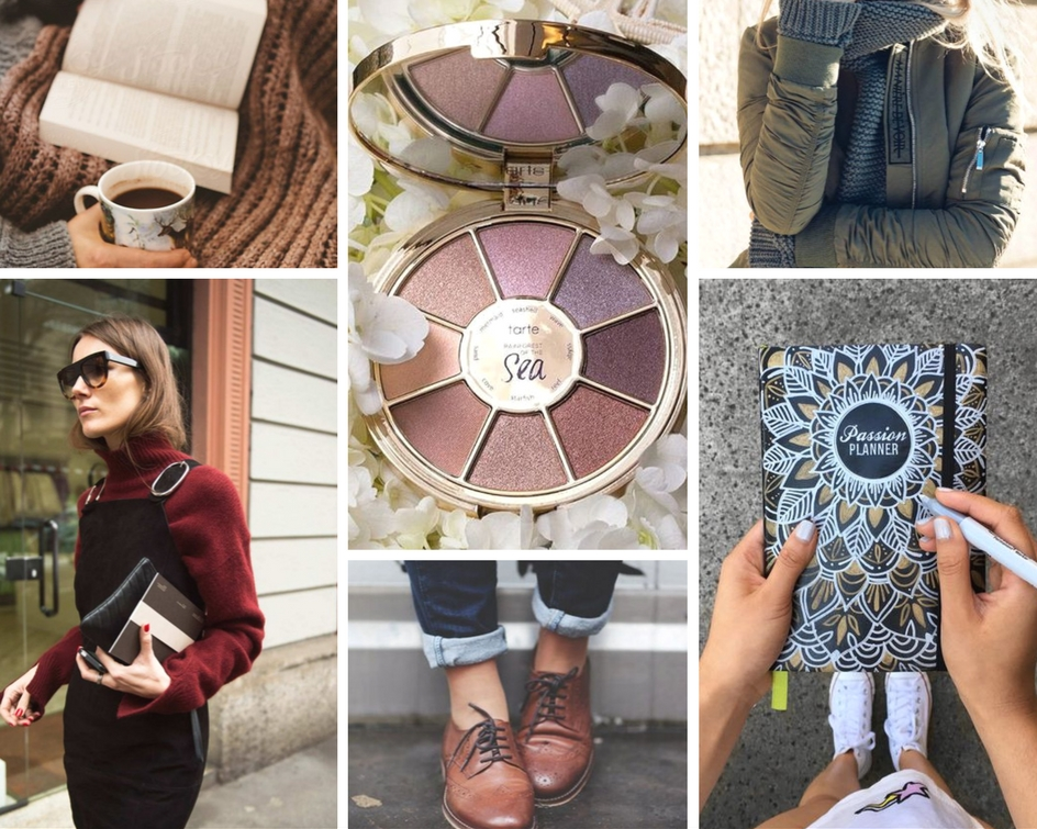 monthly favorites reading wearing beauty desire