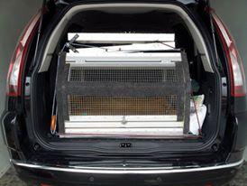 porta malas de SUV