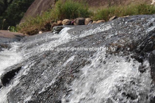 Gandahati Waterfall distance from Paralakhemundi