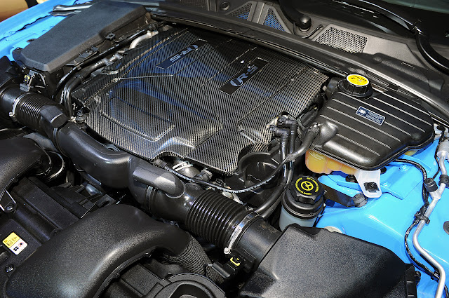 2014 Jaguar XFR-S Engine