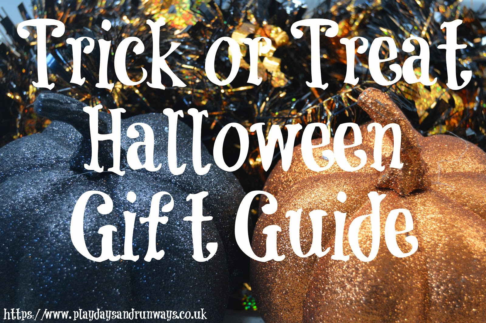 Trick or Treat Gift Guide