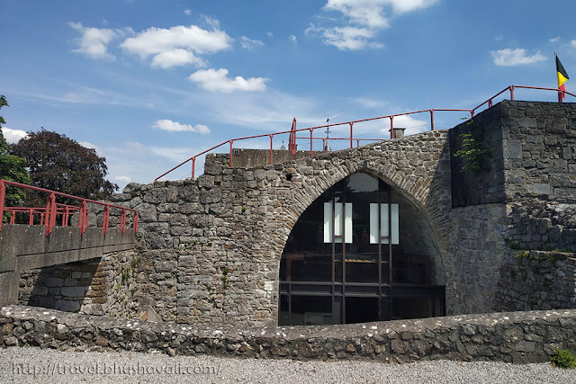 Chateau Comtral Rochefort Castle