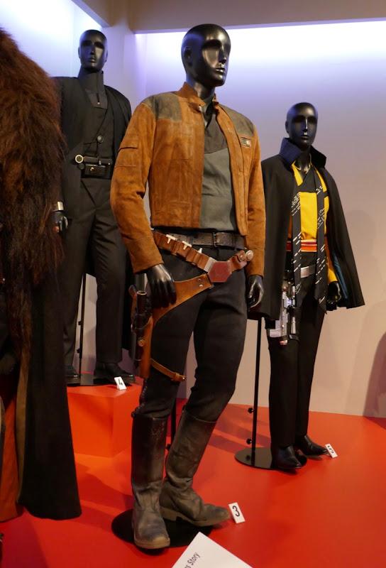 Alden Ehrenreich Solo Star Wars Young Han costume