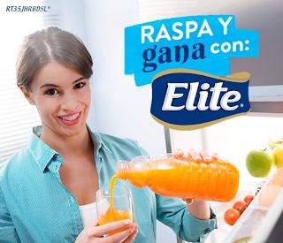 Participa por una de las 15 refrigeradoras - Sorteo Elite Perú