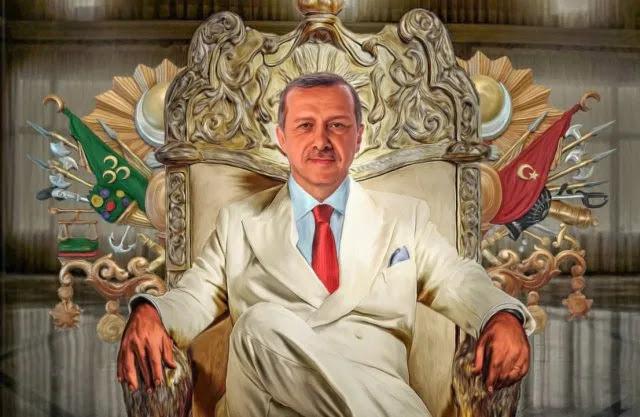Το επικείμενο απονενοημένο διάβημα του νεο-οθωμανισμού