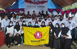 Karang Taruna Te'mappettu Desa Nusa Resmi Dilantik