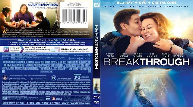 Breakthrough Bluray Cover