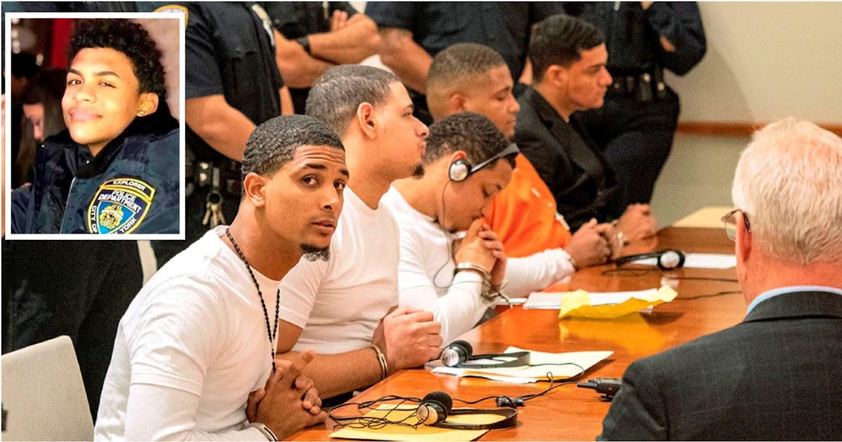 Condenas a trinitarios por asesinato de Junior, el juicio más sonado en 2019 en Estados Unidos