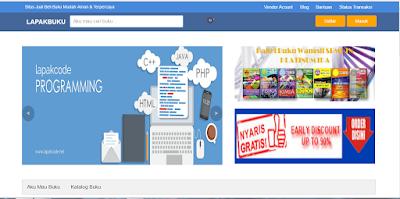 Source Code Website Toko Online dengan Fitur Menarik & Lengkap