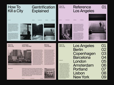 example of the brutalism web design trend