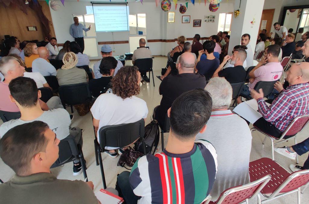 Fuerteventura Ayuntamiento De La Oliva Presenta A Los
