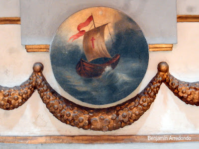 La interesante simbología de la nave. Noticias en tiempo real