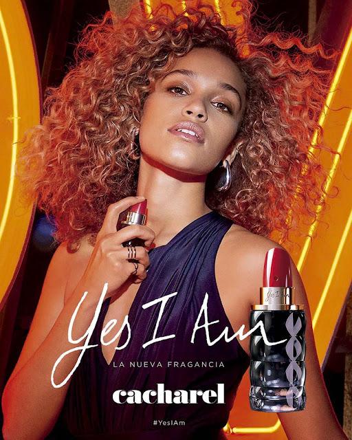 CACHAREL presenta su nueva fragancia YES I AM, para mujeres atrevidas y audaces
