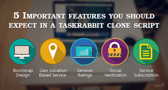 taskrabbit clone script features