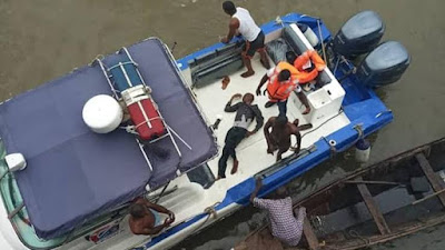 Finally LASEMA disclose Name, Age, Address Of Man Who Jumped Into Lagos Lagoon after been confirmed HIV positive
