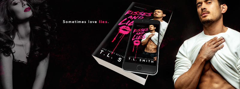 Cover Reveal: KISSES AND LIES by T.L. Smith