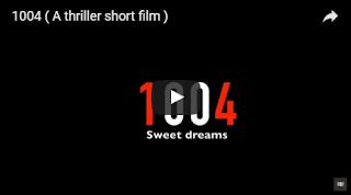 1004 ( A thriller short film ) Telugu short film 2016