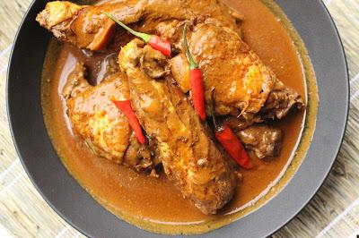 poulet au vinaigre philippines