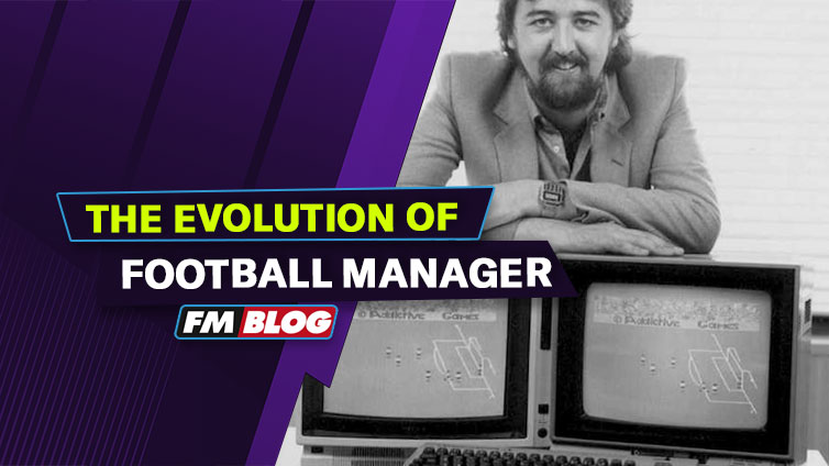 The Evolution of Football Management Games from ZX80 to Playstation