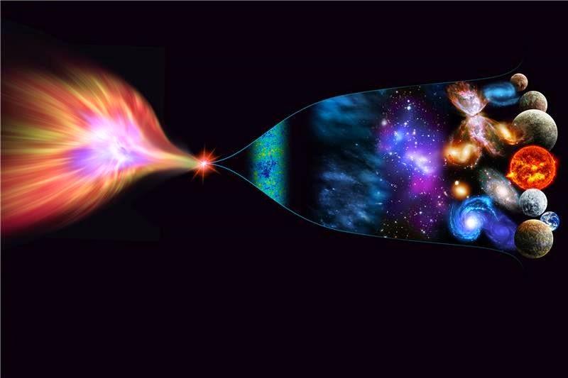 Hipótese afirma que Universo foi criado a partir de um