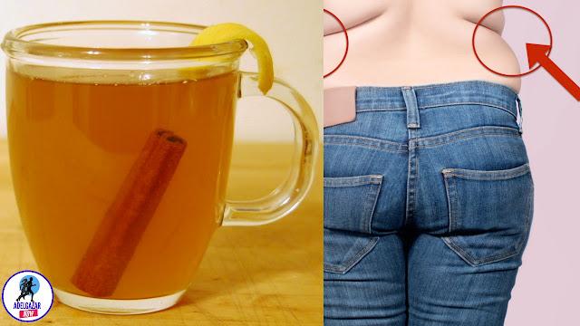 Reduce los Niveles de Grasa y Azúcar de tu Cuerpo Tomando Esto 2 Veces al Día