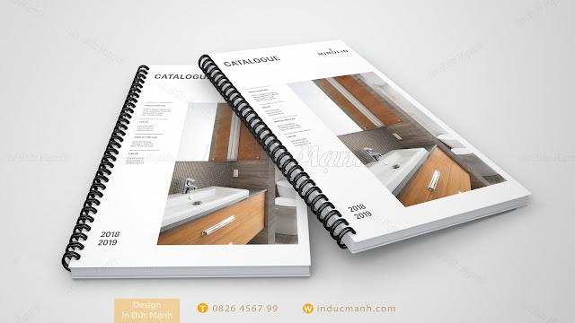 mẫu catalog thiết bị vệ sinh