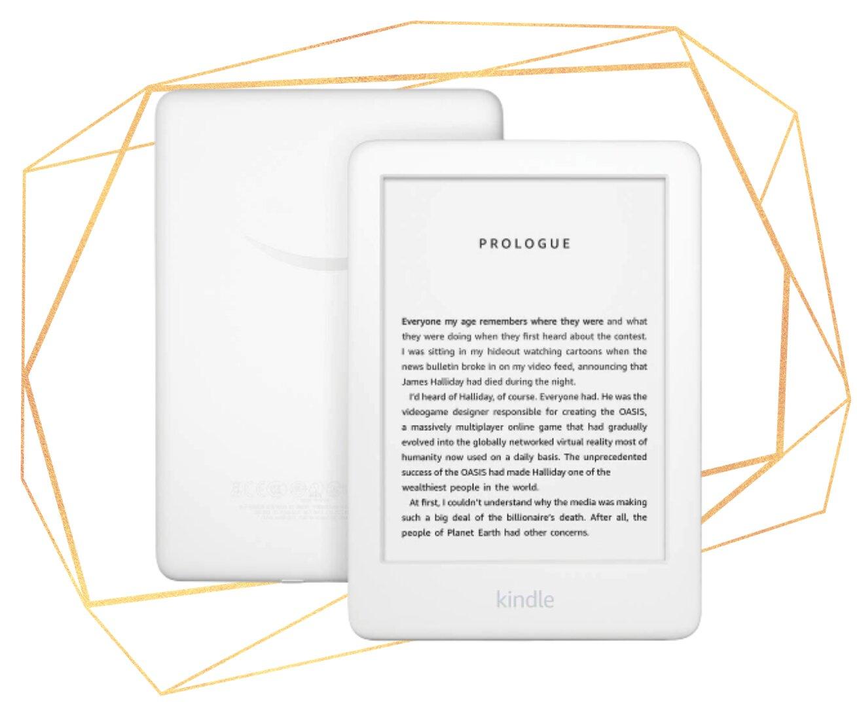 Novo Kindle 10ª geração: primeiras impressões