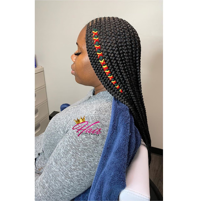 2019 Beautiful and Adorable Braids for Ladies