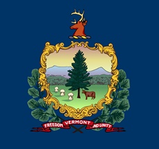 ABD'nin Vermont Eyaleti