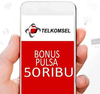 Cara Menggunakan Bonus Pulsa Telkomsel Terbaru