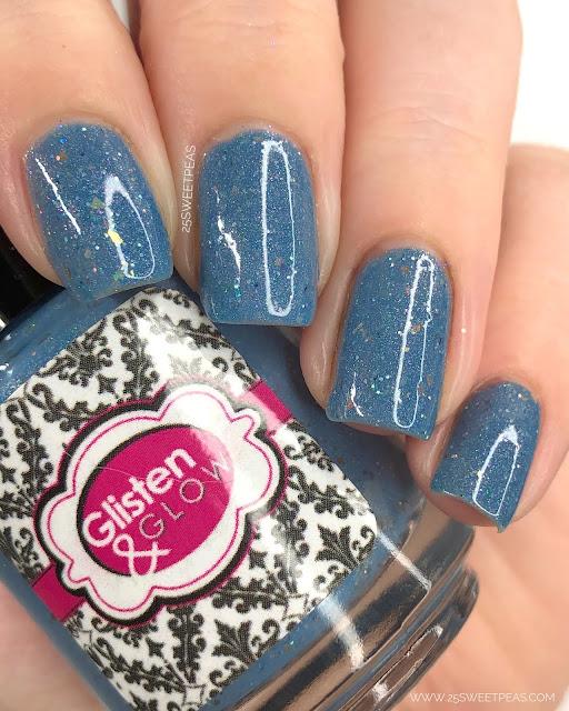 Glisten & Glow Blitzen