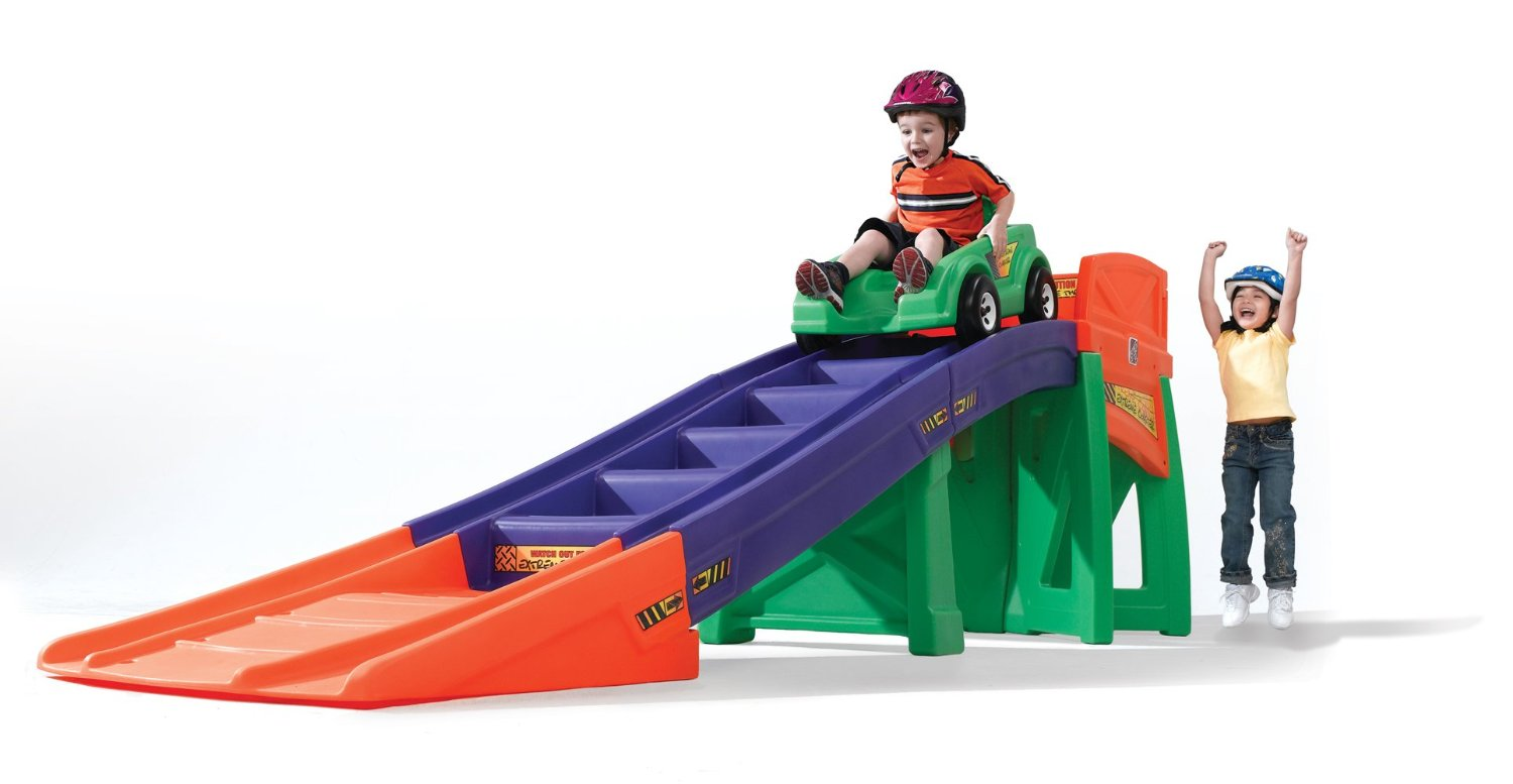 Plastic Indoor/Outdoor Playsets & Playhouses for Toddlers