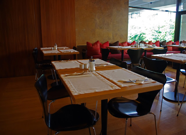 The Herodion Hotel Breakfast Restaurant