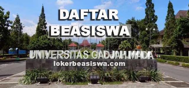 Beasiswa Universitas Gajah Mada