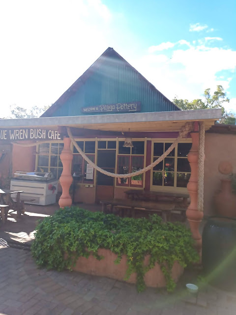 Pilliga Pottery and cafe