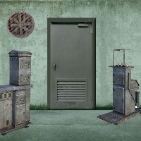Secret Army Bunker Escape