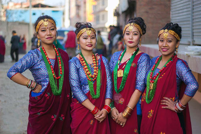 Gurung Cultural and Traditional dress