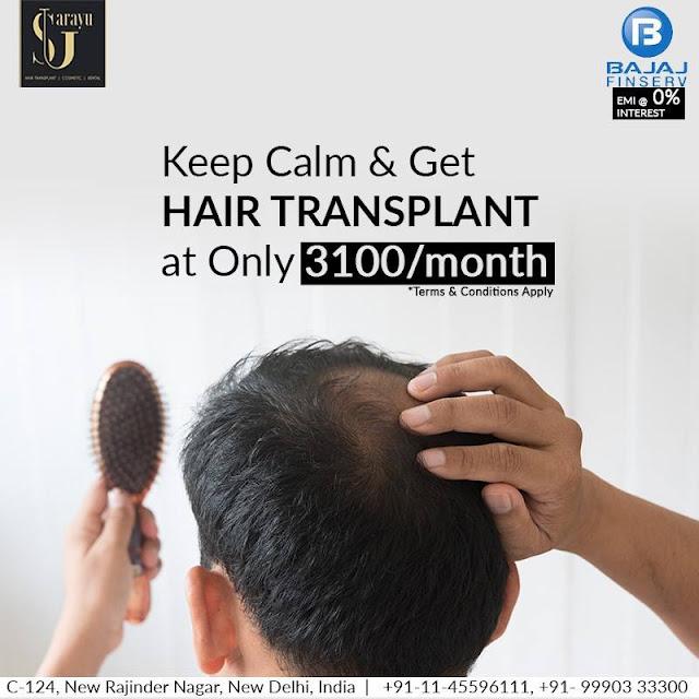best hair transplant doctor in patel nagar, delhi, india