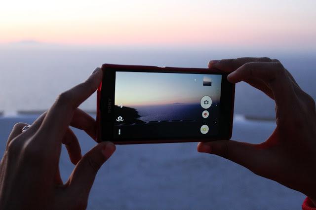 Greece, Folegandros, travel, beautiful, colourful, sea, mountainm twilight