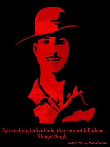 Bhagat Singh Quotes and Sayings