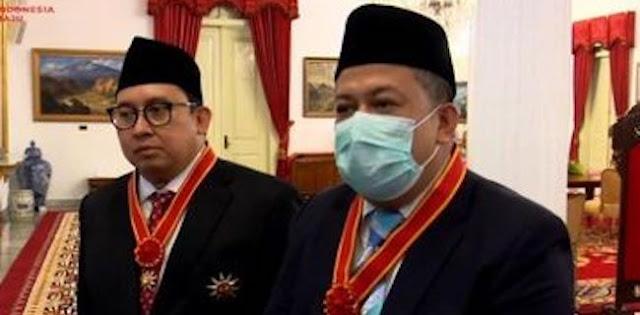 Legitimasi Julukan Di Balik Anugerah Bintang Mahaputra Nararya