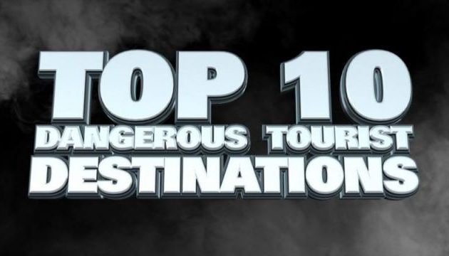The most dangerous tourist countries in the world
