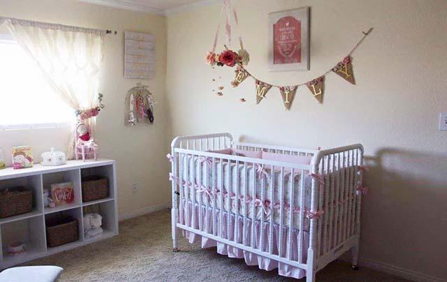 DaintyJea Shabby Chic Nursery