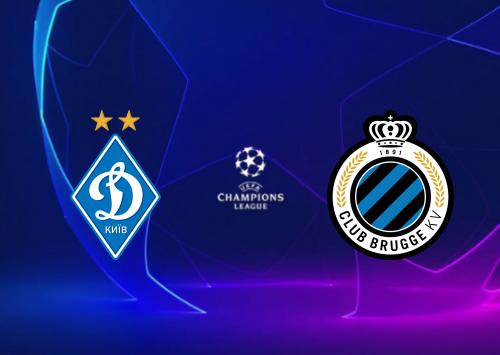 Dynamo Kyiv vs Club Brugge - Highlights 13 August 2019