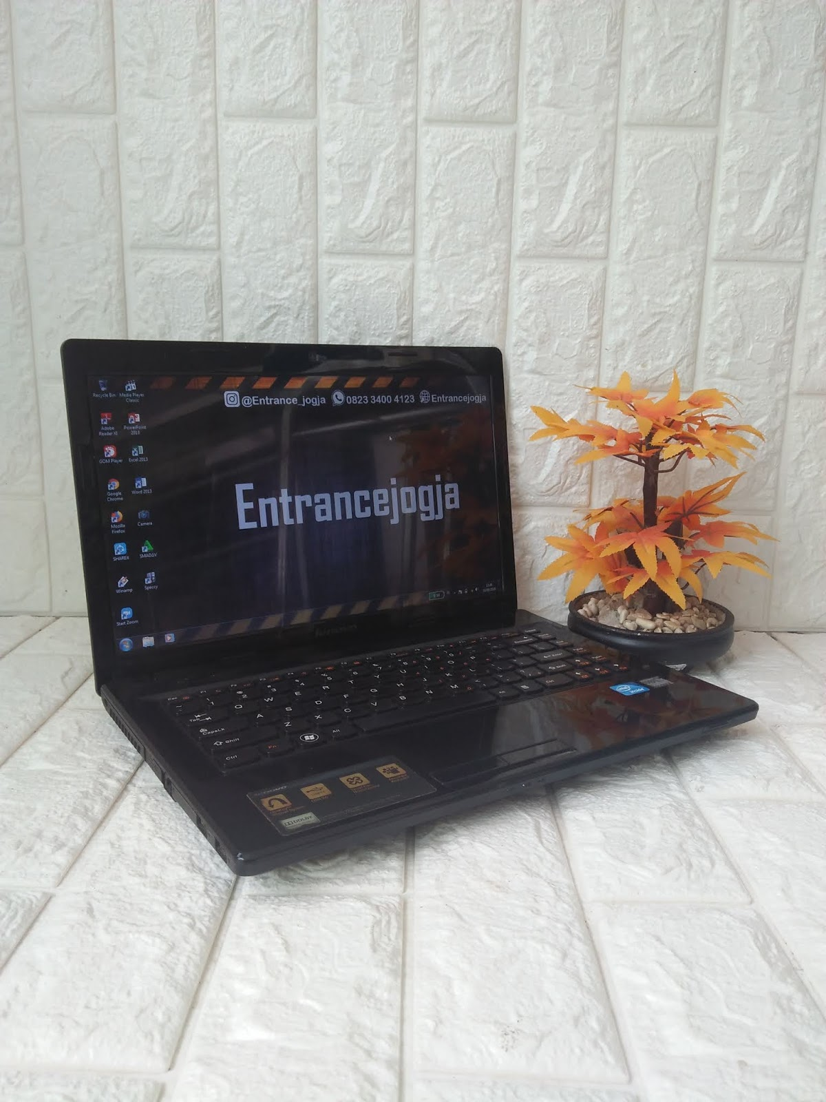 Jual Beli Laptop Yogyakarta 0823 3400 4123 Laptop Lenovo G480