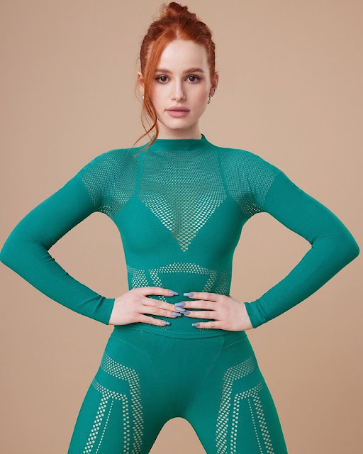 Madelaine Petsch – Fabletics x Madelaine (collection 2021)