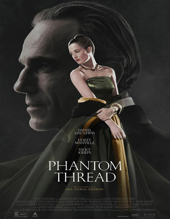 Phantom Thread (2017) English 480p